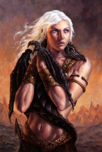Daeneryse Targaryen