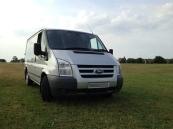 Old van front 2